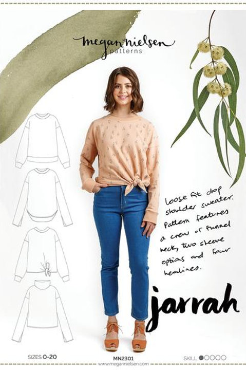Jarrah Sweater Pattern