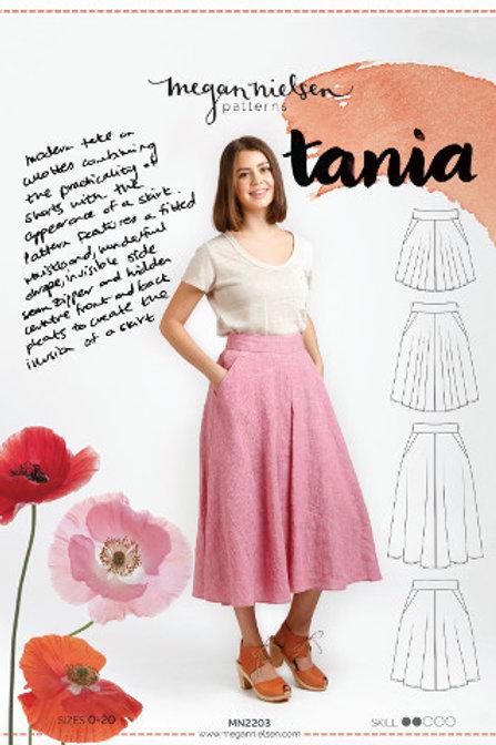 Tania Culottes Pattern