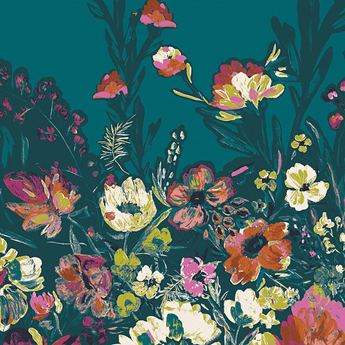 Roads To Flowerhouse - Panel