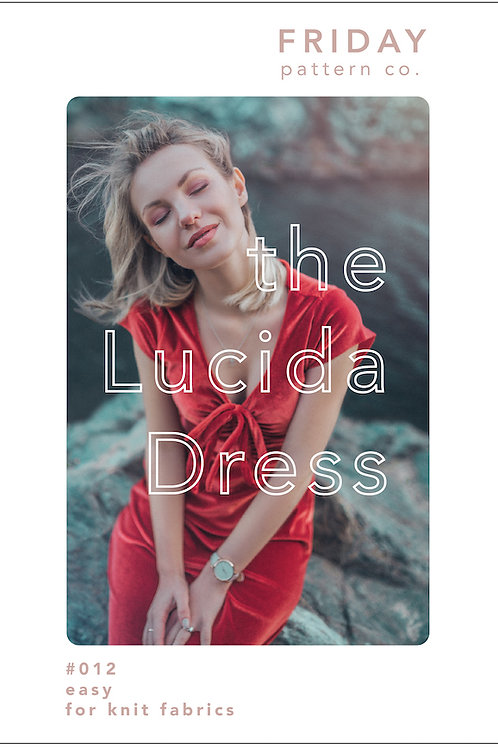 Lucida Dress Pattern