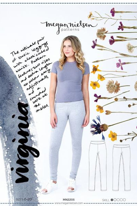 Virginia Leggings Pattern