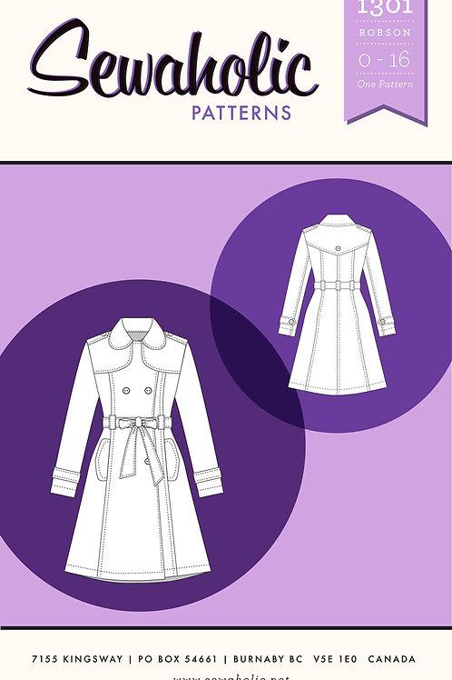 Robson Coat Pattern