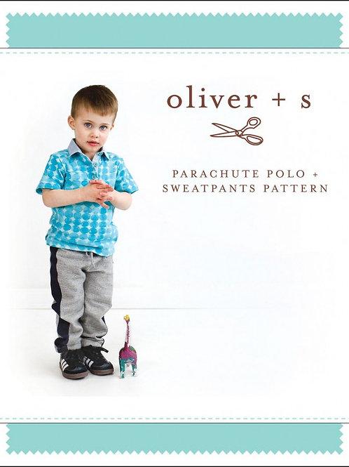 Parachute Polo + Sweatpants
