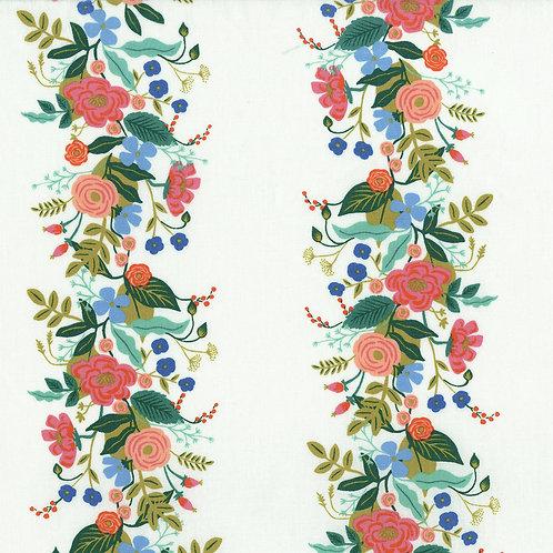 Floral Vines - Cream