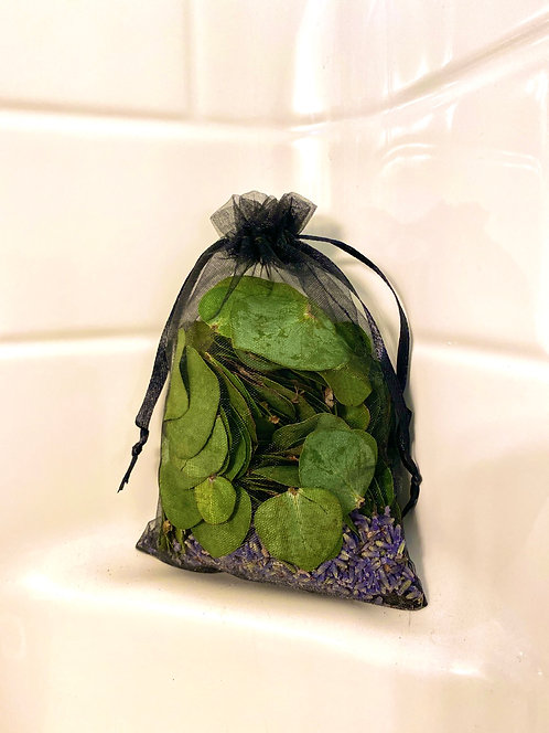 Eucalyptus and Lavender Sachet (US Shipping Available)