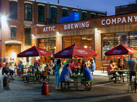 Outdoor Beer Gardens are the Coolest Thing in Philly This Fall!