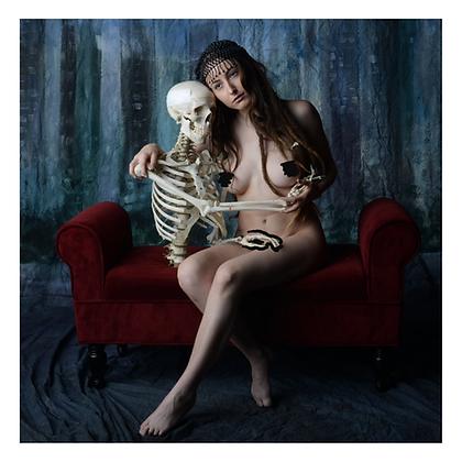 La Petite Morte 5x5 Print