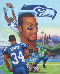 Roy Lewis #34