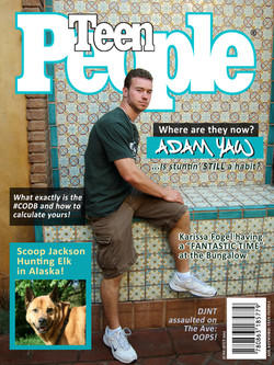People Magazine Parody