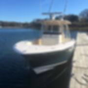 Zen Charters' fishing vessel - Zen.