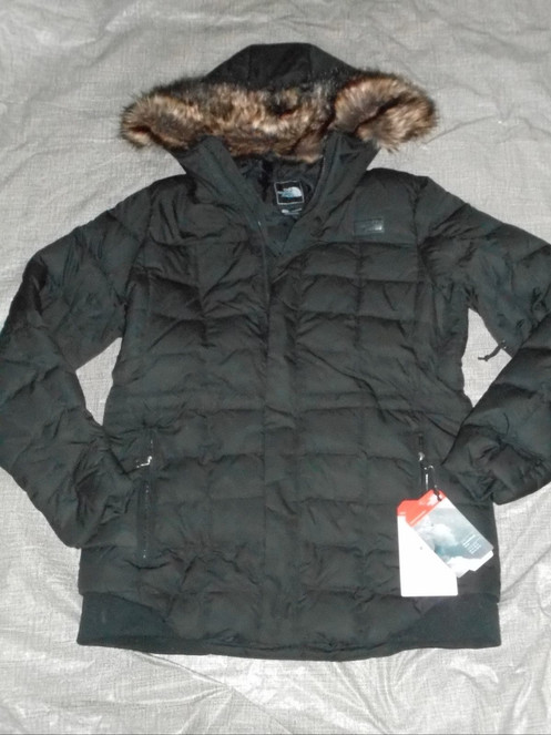 f28f5d72b855 The North Face Women s  Beatty s Deluxe Insulated Down Jacket  Black Size  XL  Top Rated North Face Jacket !