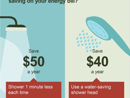 Energy Saving Campaign: Tip 2