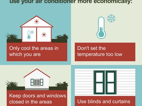 Energy Saving Campaign: Tip 1