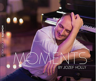 Jozef Holly Piano Show CD Moments
