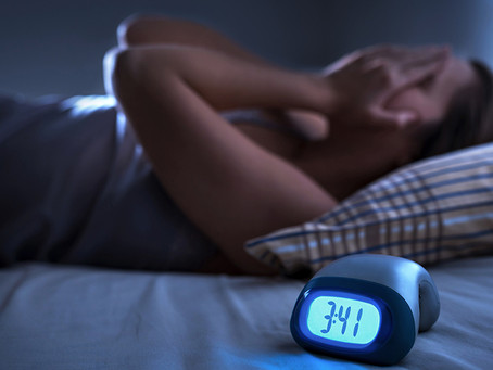 Les troubles du sommeil