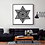 Thumbnail: Star Of David on  Poster