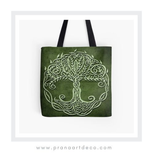 Tree Of Life  on Tote Bag