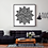 Thumbnail: Nested 6 Pointed Stars on Poster