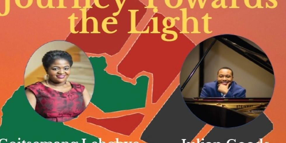 Social Distance 4 Social Justice: Journey Toward the Light