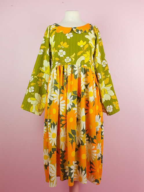 Autumnal - DOLLY DRESS - S/M