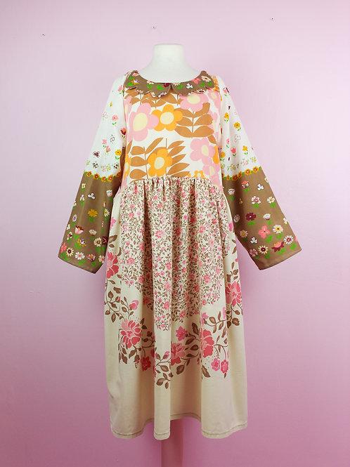 Flower darling - DOLLY DRESS -S/M