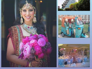 Wedding Showcase with a Bollywood Theme  May 7th 2014 The Grand Harbour Southampton