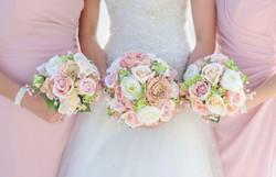 Bridal handtieds