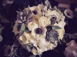 The most beautiful thing is delivering the flowers to a bride and seeing her cry