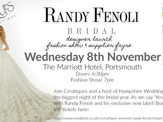 Looking forward to the designer dress launch with creatiques at the Marriott portsmouth on Wednesday