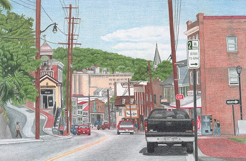 Cossentino - Main Street Ellicott City