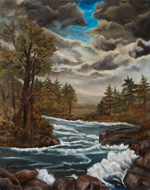 Neary - Storm Over the Youghiogheny