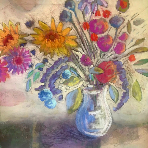 Dunn - Big Blooms IV