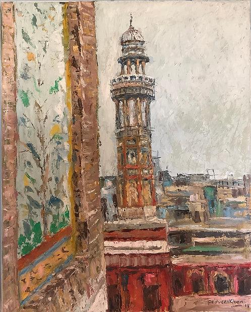 Khan - Pakistan City Minaret