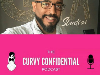 The Curvy Confidential Podcast Interview with International Photographer Jose Pagan