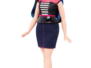 Curvy, Petite, Tall - Not Your Mom's Doll - Barbie Has Evolved.