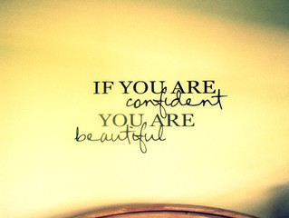 Love Affirmation -  Confidence Equals Beauty, Wear It Well - Day 21