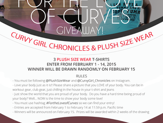 For the Love of Curves Campaign - Dont Miss Out!