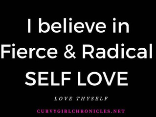 Who is Your Valentine? How About You! #LOVETHYSELF