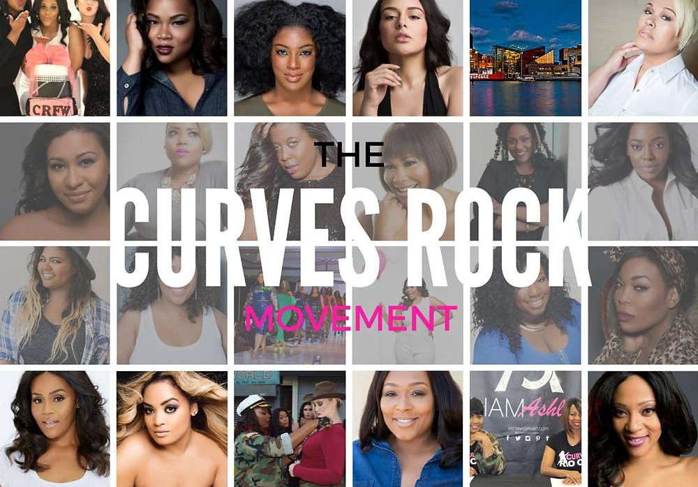 Curves Rock Fashion Weekend