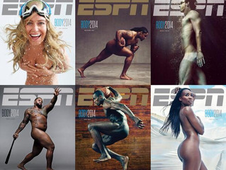 ESPN Body Issue 2014 - Nude Athletes - Positive Media Image or No?