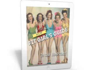 Wanna' Get Fit With Me? Fit Girl's Guide Recap - Week 2