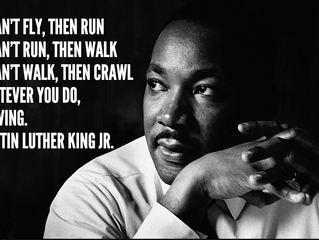 Monday Motivation From  Dr. Martin Luther King Jr.