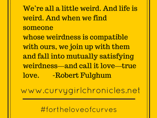 Love Affirmation - Find Someone to Match Your Weird & You'll Find Love - Day 13