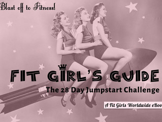 Wanna' Get Fit With Me? - Fit Girls Guide Week 4 Recap
