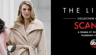 It's Here, the Scandal Collection by the Limited, Tweet with Me Thursday, 9pm