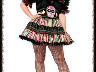 Three Days 'till Halloween & Three Last Minute Plus Size Halloween Costumes