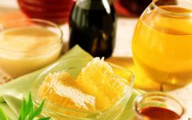 Honeycomb, Honey Jar
