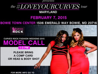 Ashley Stewart Presents the Love Your Curves Tour - Maryland!