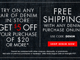 Fashion to Figure Denim Sale!!!!!! Girl You Look Good in Those Jeans!