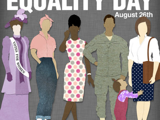 Happy Women's Equality Day - Quotes To Keep You Fighting for Your Rights